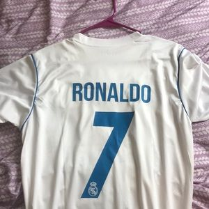cheap for discount 1074d ce2d7 Cristiano Ronaldo Real Madrid Jersey